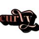 Boss Dotty Curvy Sticker