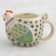 Natural Life Chicken Folk Mug