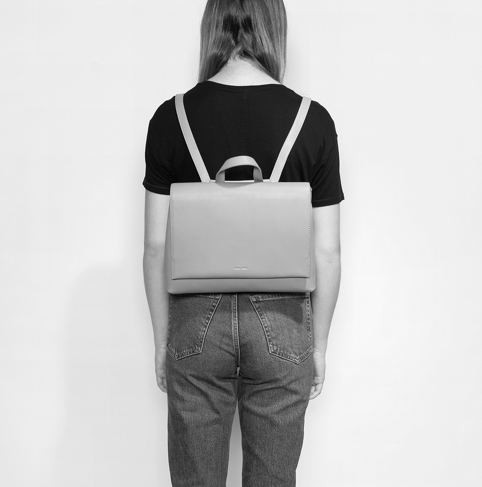 Pixie Mood Pixie Mood Janice Backpack-Black Croc