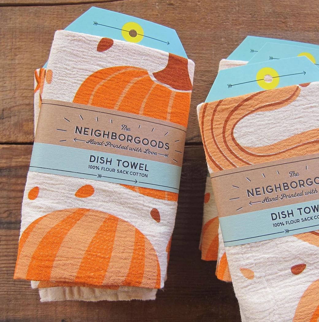 The Neighborgoods Tea Towel-Gourdgeous