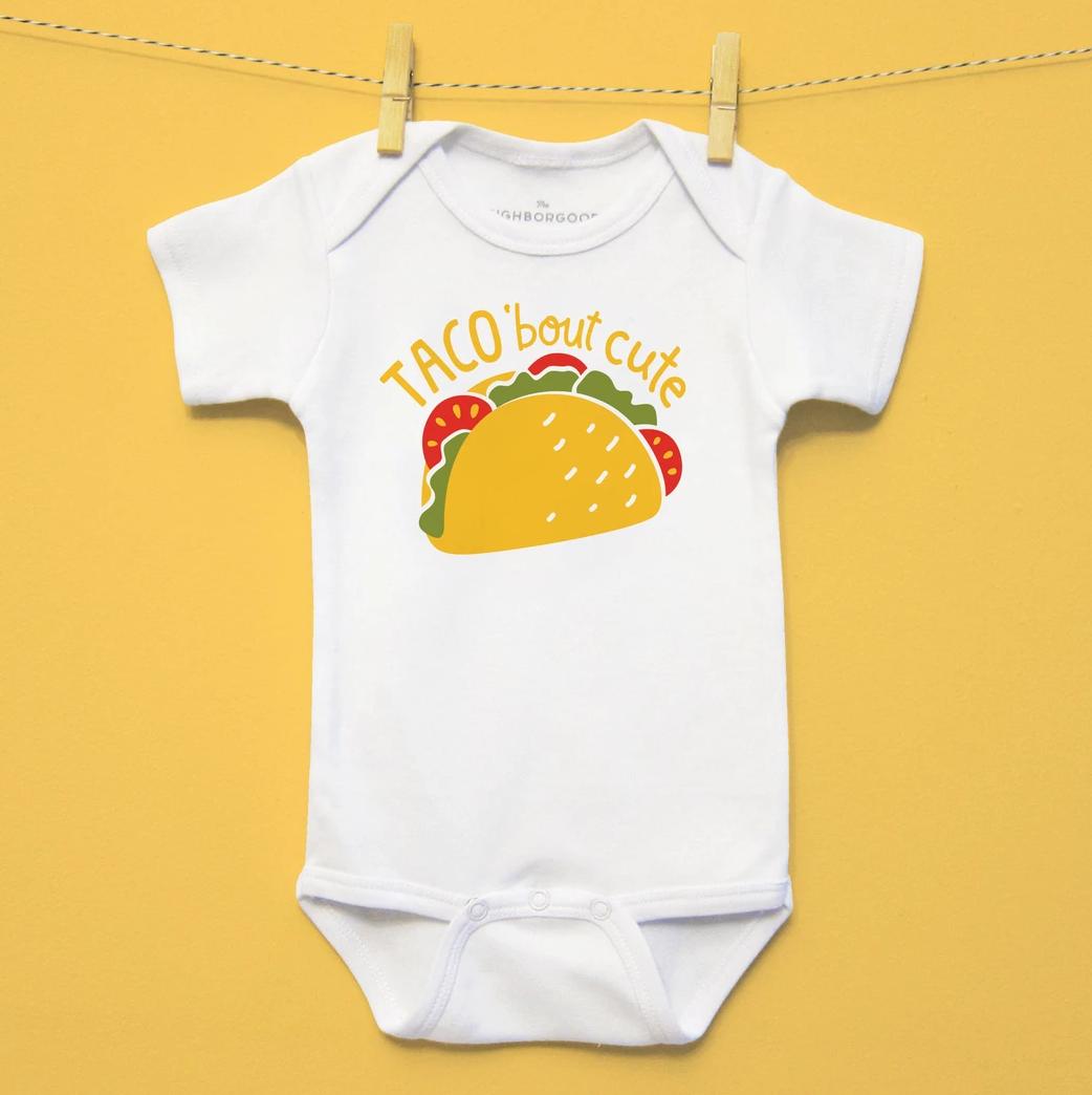 The Neighborgoods Onesie-Taco
