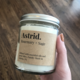 Astrid Paper & Home Astrid Rosemary Sage Candle