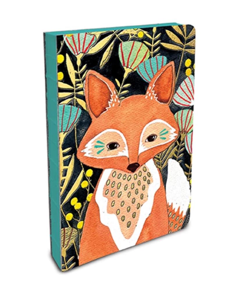 Studio Oh Coptic-Bound Journals Medium - Woodland Fox