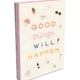 Studio Oh Coptic-Bound Journal Compact - Good Things Will Happen