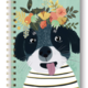 Studio Oh Spiral Journal - Fancy Dog