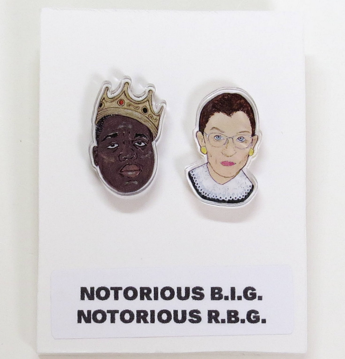 Leroy's Place Stud Earrings - Notorious