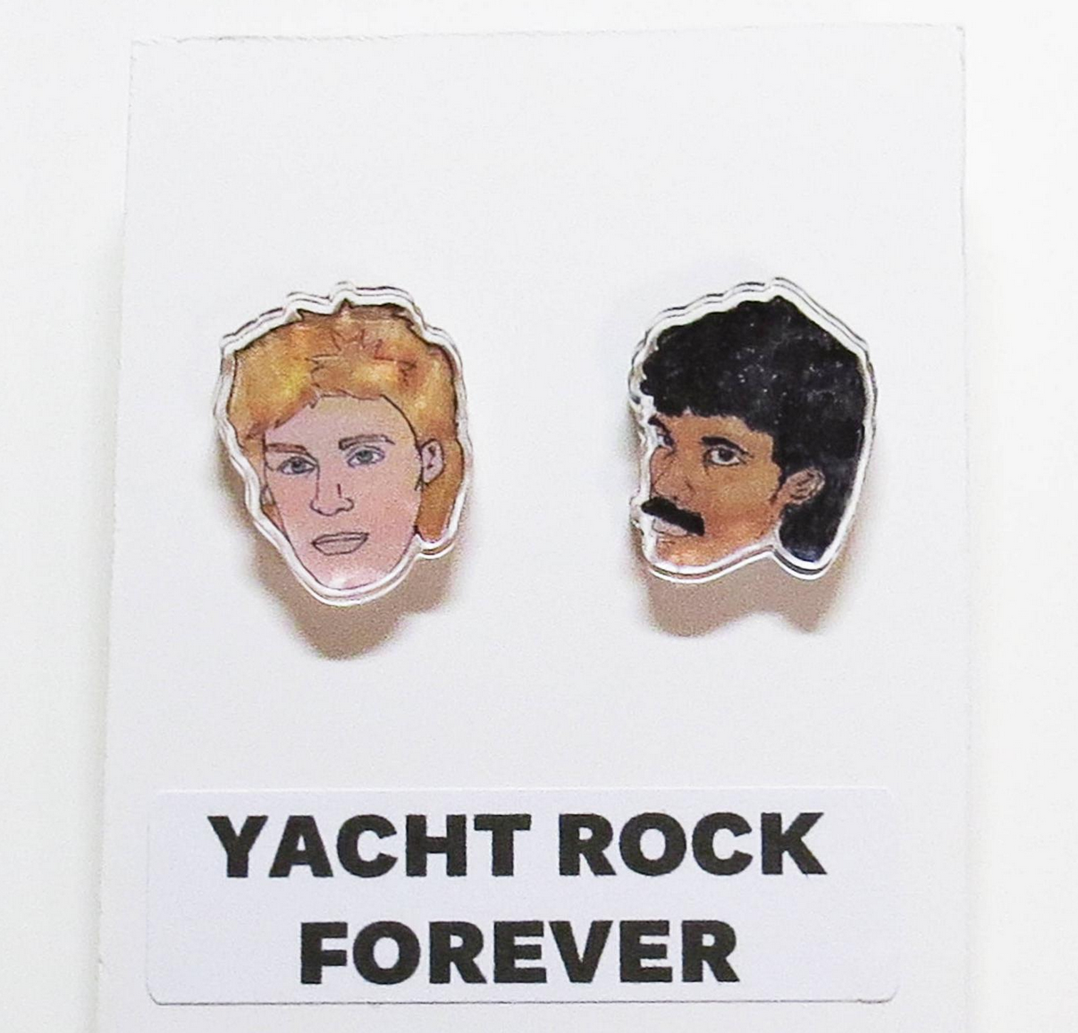 Leroy's Place Stud Earrings - Yacht Rock
