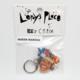 Leroy's Place Keychain - Marsha-FINAL SALE