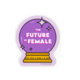 Seltzer Future Female Sticker