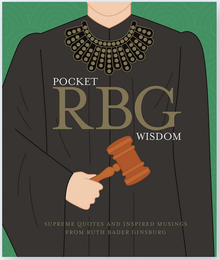 Chronicle Books RBG Pocket Wisdom