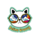 Seltzer Feline Groovy Sticker