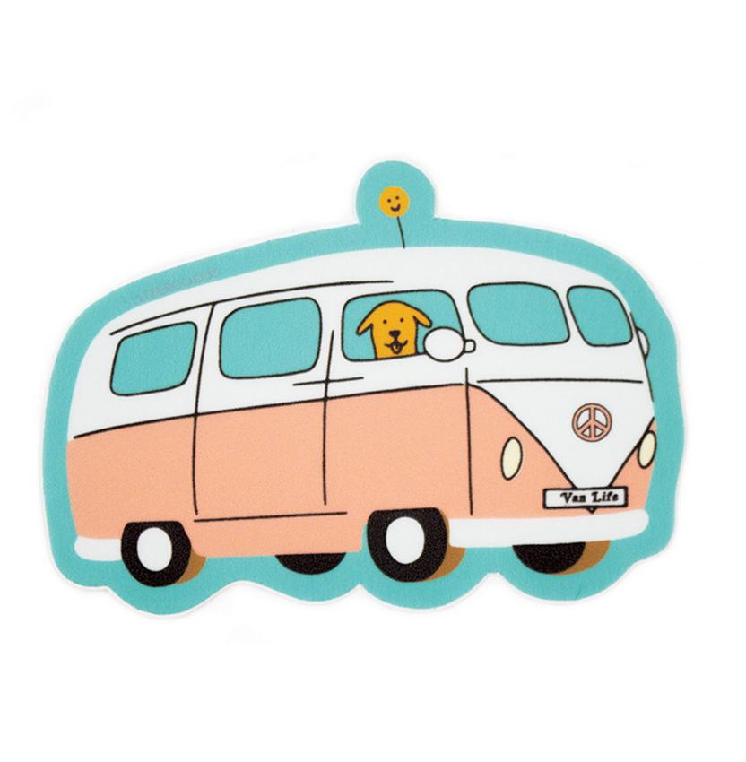 Seltzer Van Life Sticker