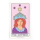 Seltzer Tarot Empress Sticker