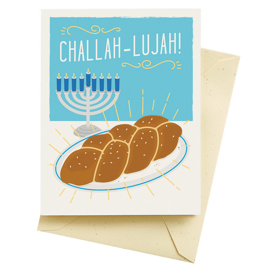 Seltzer Challah-lujah Holiday