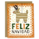 Wit & Whistle Feliz Navidad Holiday Card