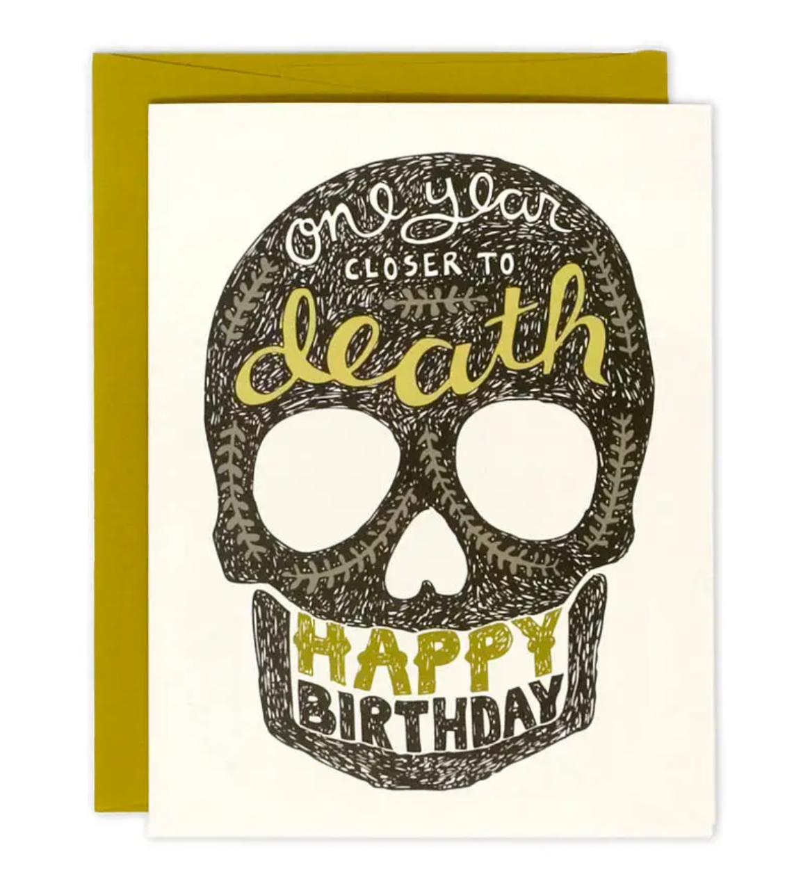 Wit & Whistle Closer to Death Birthday