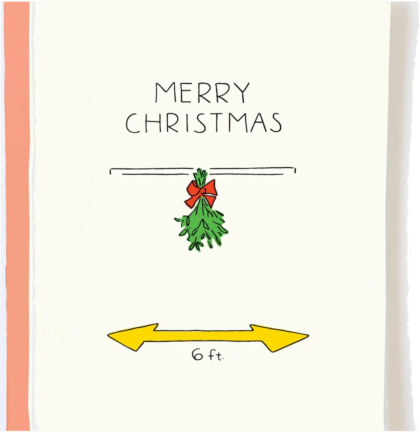 Pop + Paper Social Distance Christmas