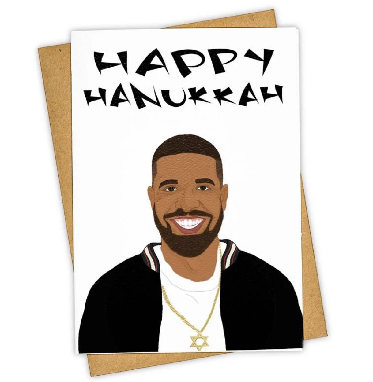 Tay Ham Happy Hanukkah
