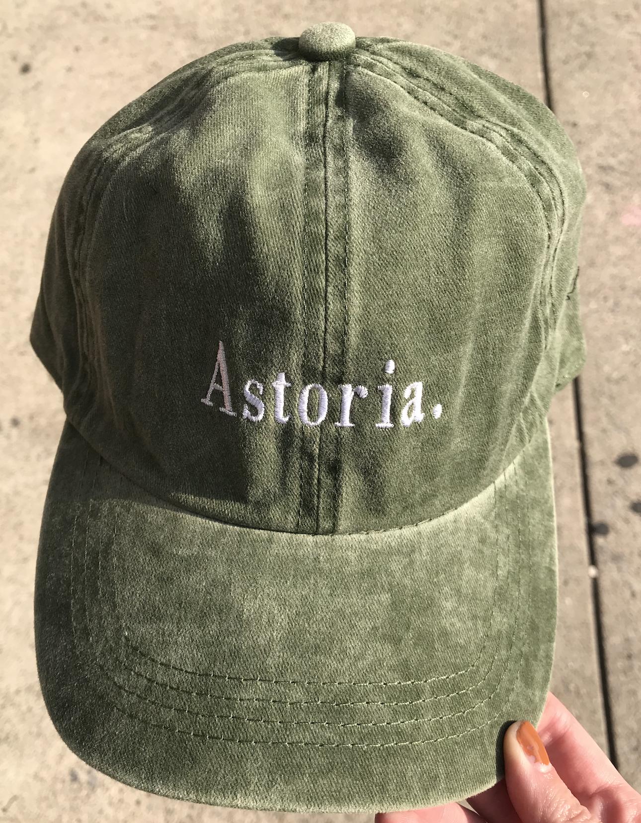 David & Young Cap - Astoria - Olive
