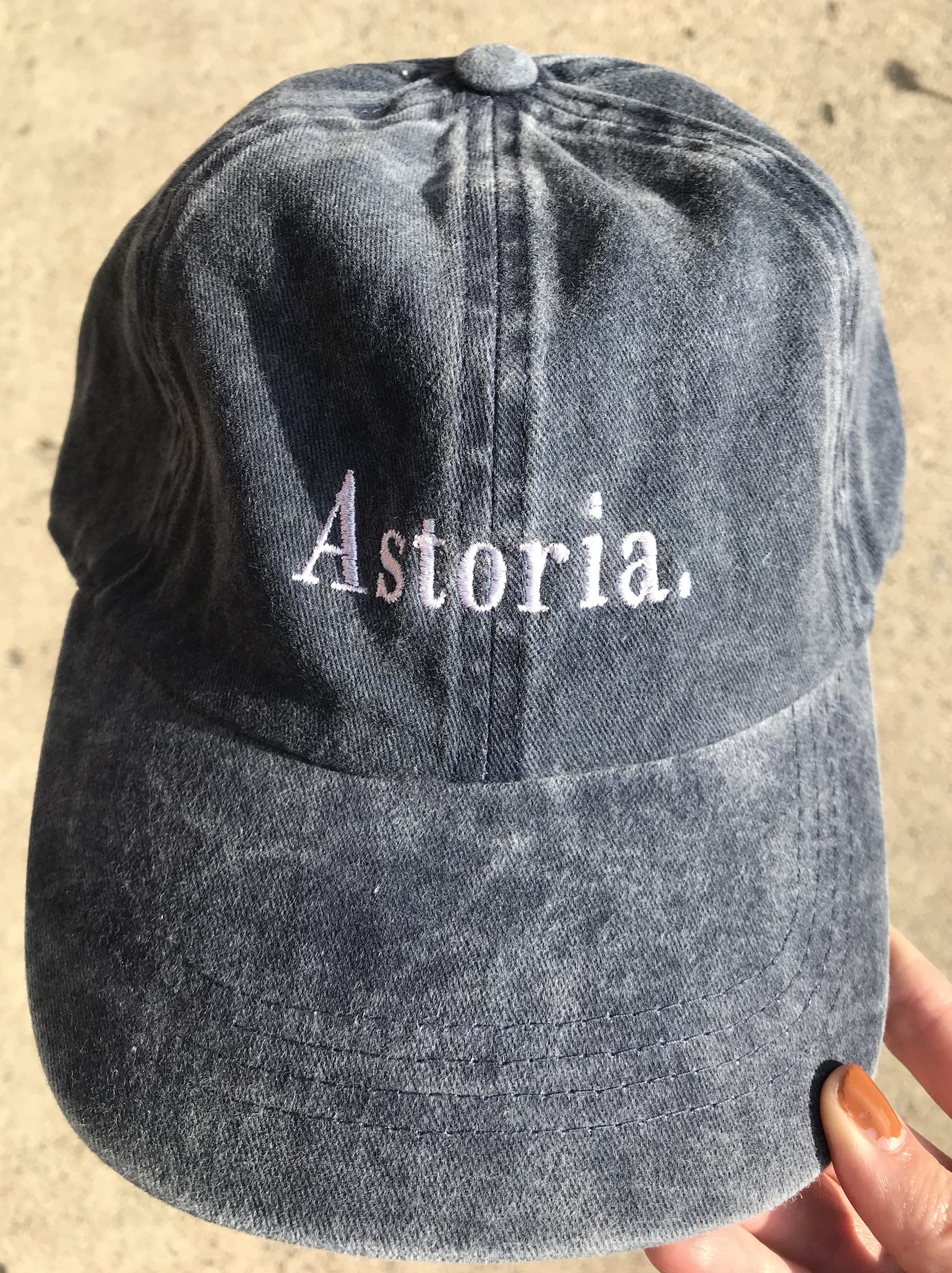 David & Young Cap - Astoria - Blue