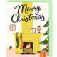 Little Low Studio Happy Hearth Christmas Card