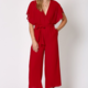 By Together Georgette Jumper-Red