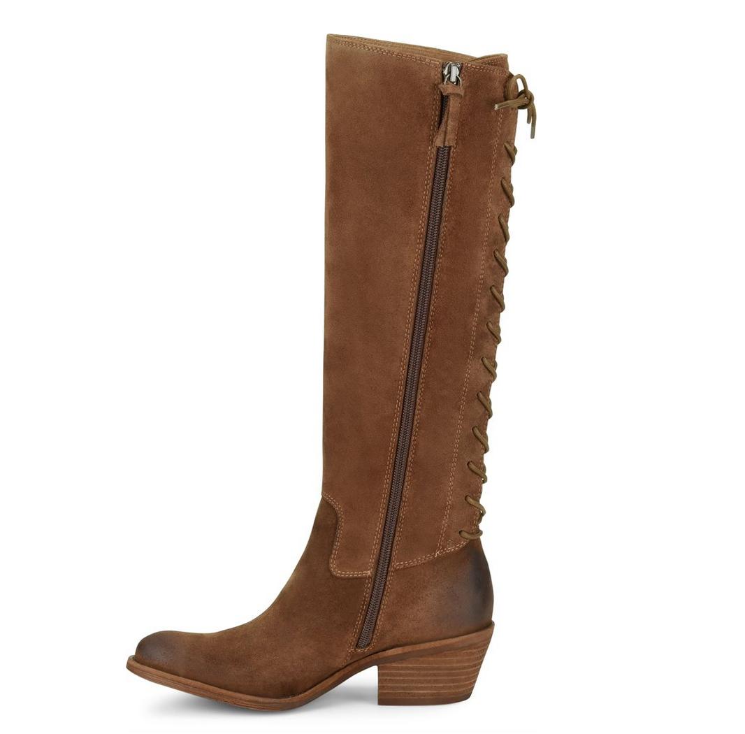 Sofft Shoe Company Sharnell Heel-Siena Brown - FINAL SALE