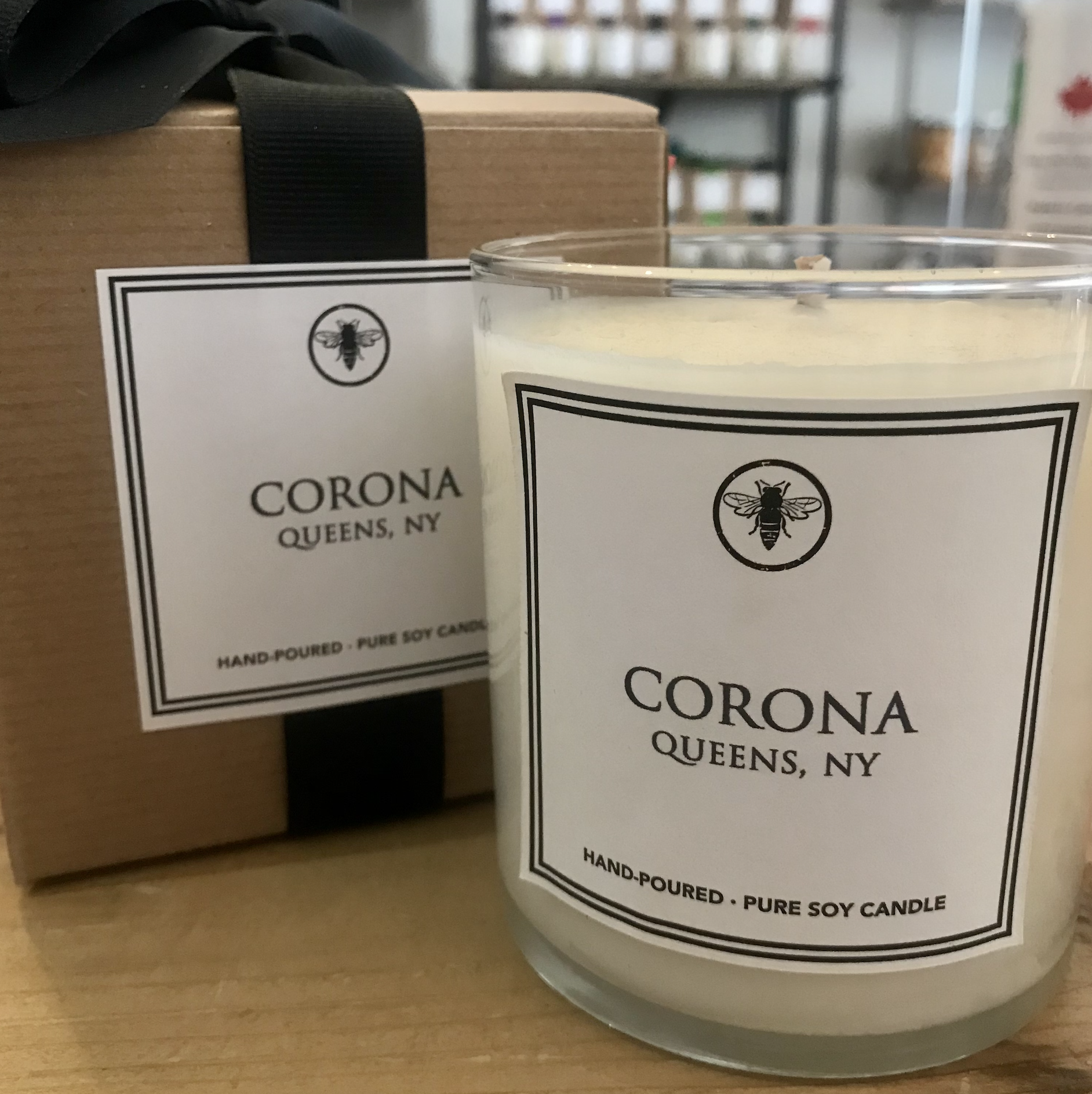 Ella B. Candles Corona Candle