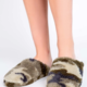 PJ Salvage Cozy Slipper-Camo
