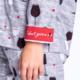 PJ Salvage Flannel PJ Set-Grey