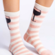 """PJ Salvage Socks-""""I Dont Give a Sip"""""""
