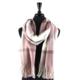 Pretty Persuasions JC20081 Plaid Blanket Scarf-RS