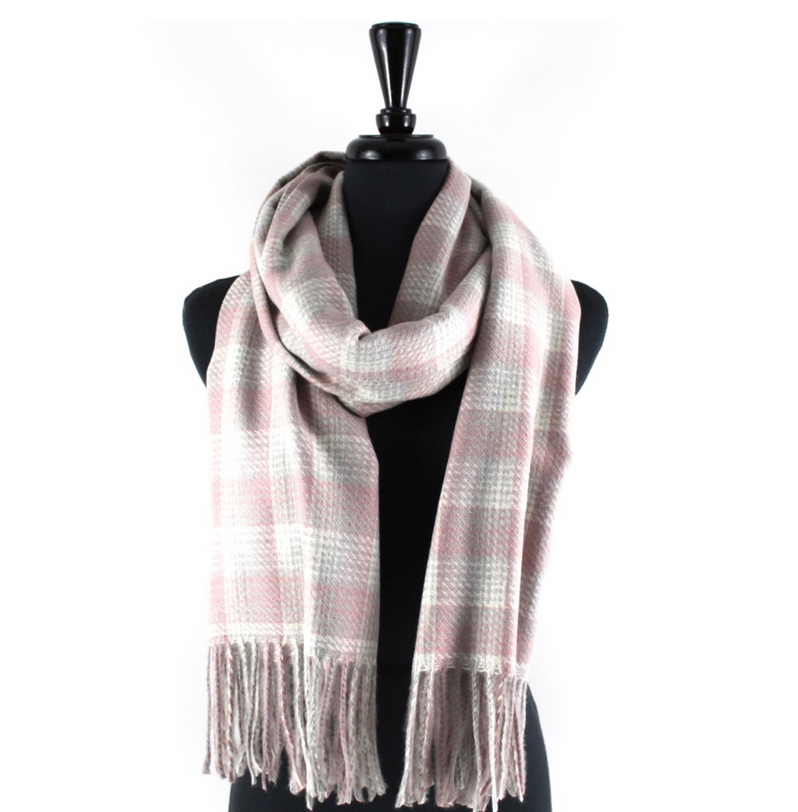 Pretty Persuasions JC20082 Blanket Scarf-RS