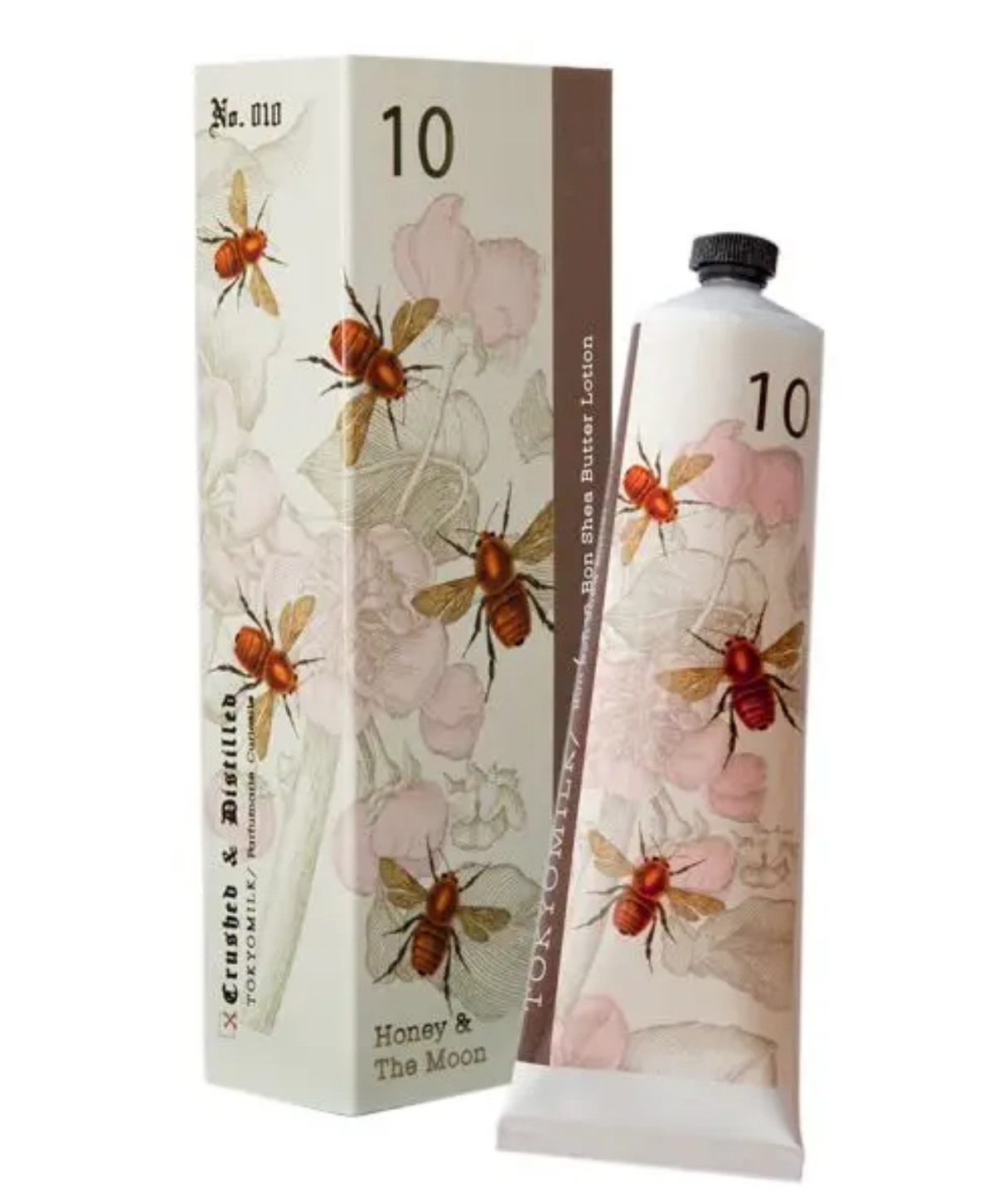 Tokyo Milk Honey and the Moon No. 10 Shea Butter Lotion