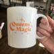 Design Brand Print Queen's Magic Mug