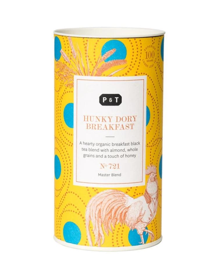 Paper + Tea Hunky Dory Breakfast No. 721
