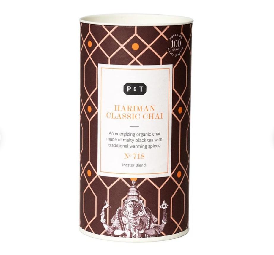 Paper + Tea Hariman Classic Chai No. 718