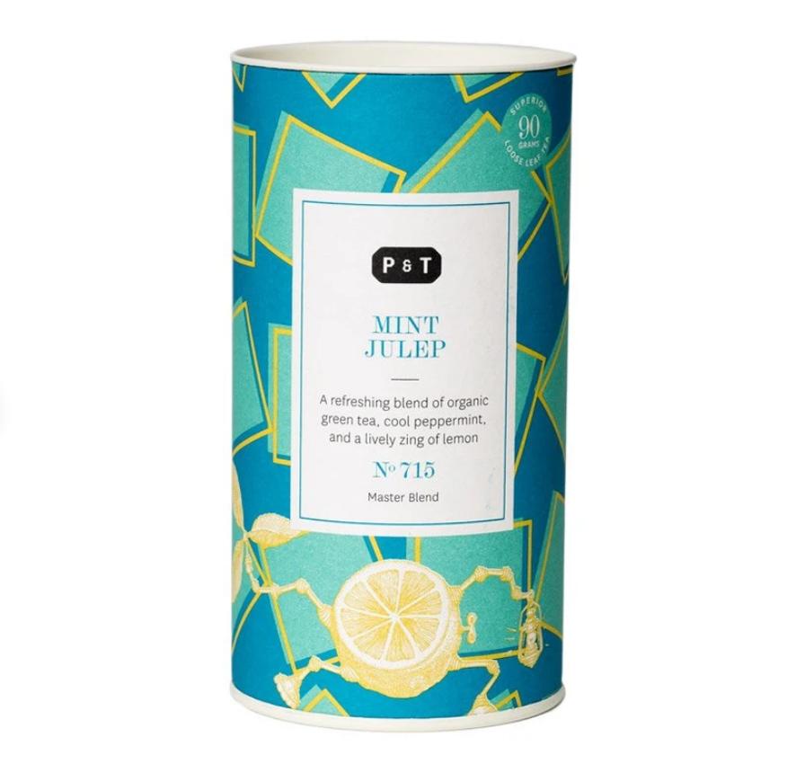 Paper + Tea Mint Julep No. 715