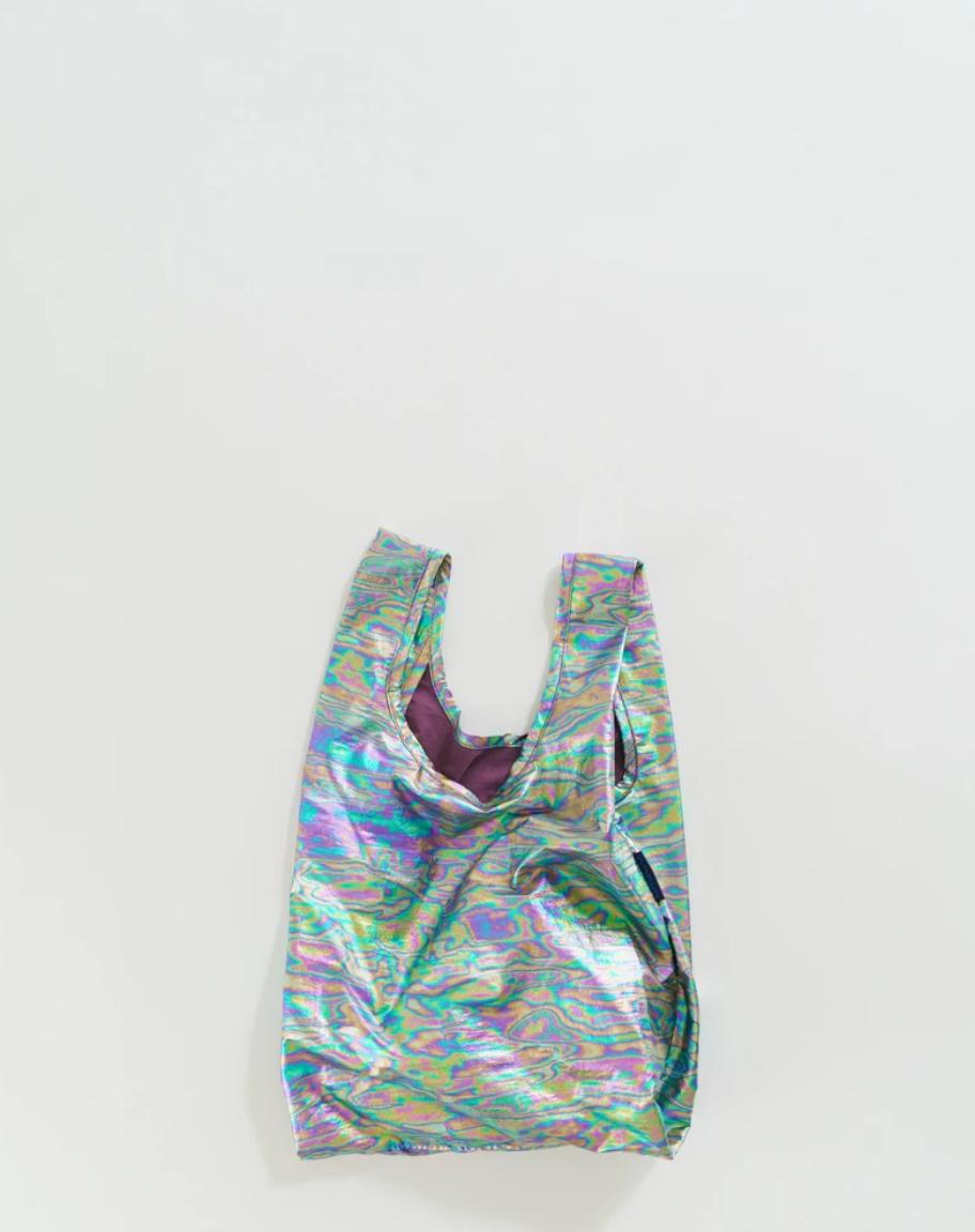 Baggu Baby Baggu- Metallic Rainbow