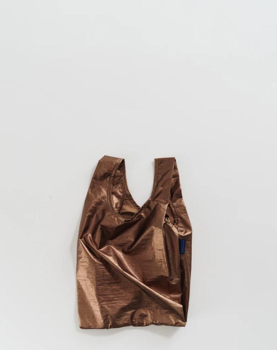 Baggu Baby Baggu- Metallic Copper