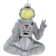 Cody Foster & Co Peace Out Astronaut Ornament