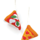 The Neighborgoods Holiday Ornament-Pizza
