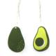The Neighborgoods Holiday Ornament-Avocado