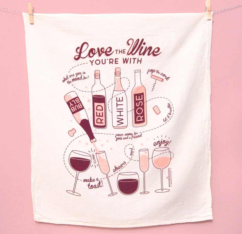 The Neighborgoods Dish Towel Set- Perfect Pairing