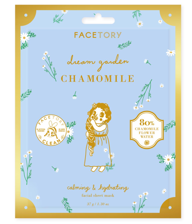 FaceTory Dream Garden Chamomile Calming & Hydrating Mask