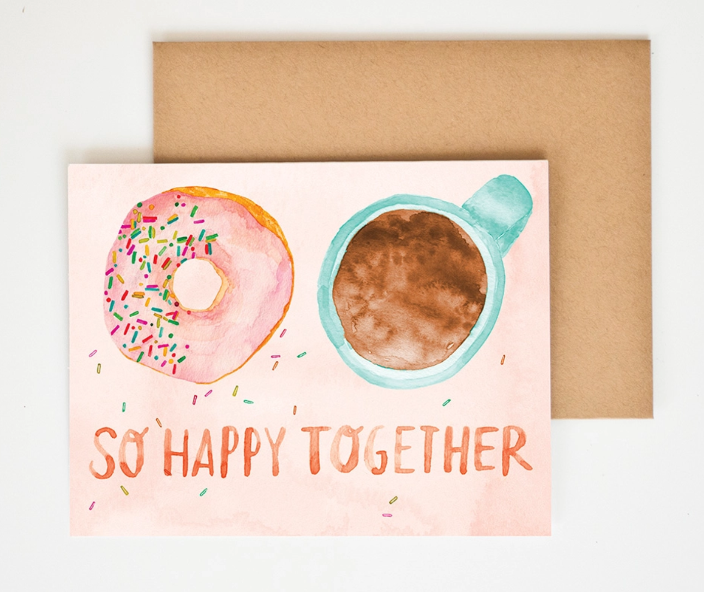 Meera Lee Patel So Happy Together Card