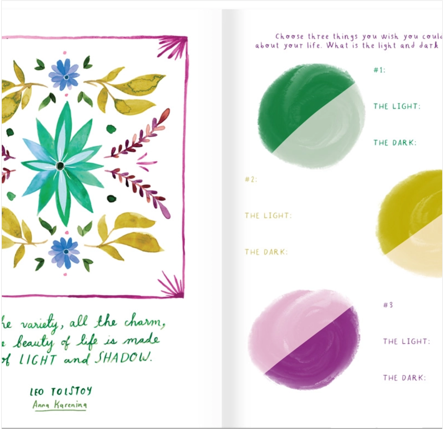 Meera Lee Patel Create Your Own Calm: A Journal for Quieting Anxiety