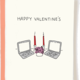 Pop + Paper Zoom Valentine