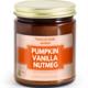 NaturalAnnie Essentials Pumpkin Vanilla Nutmeg 4oz Soy Candle