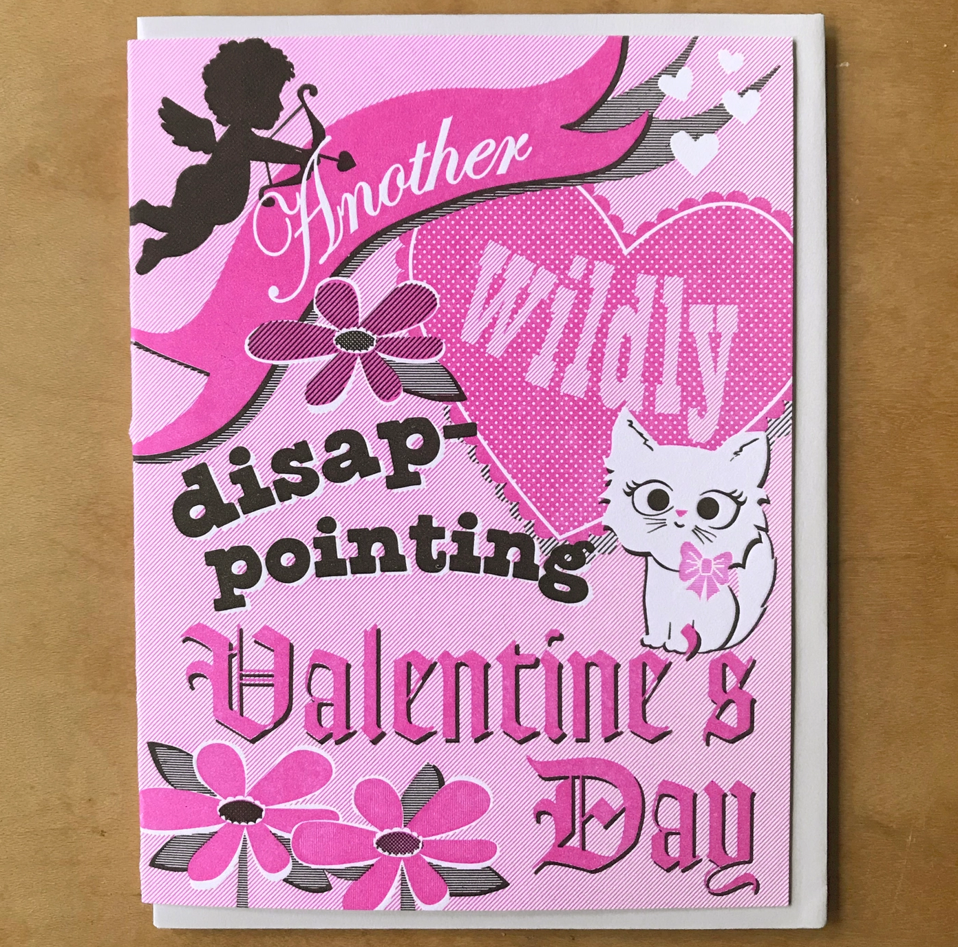 McBitterson's Another Wildly Disappointing Valentine's Day